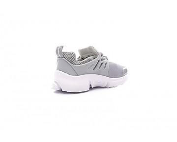 Nike Little Presto Extreme 844767-010 Licht Grau/Weiß Schuhe Kinder