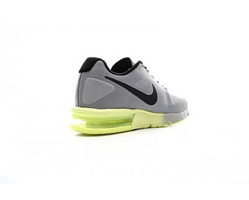719912-013 Schuhe Herren Nike Air Max Sequent  Grau/Lemon Gelb