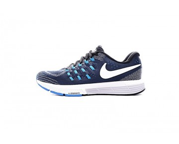 Schuhe Herren 818099-014 Nike Air Zoom Vomero 11 Marine/Weiß/Königlich Blau