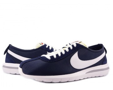 Marine Weiß Herren Schuhe Fragment Design X Nike Roshe Cortez Sp 806964-410