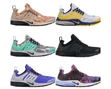 Schuhe Unisex  Nike Air Presto 305919-009 Triple Schwarz