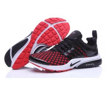 Schuhe 347635-033 Herren Nike Air Presto Qs Rot/Schwarz