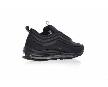 Schuhe Nike Air Max 97 Ul '17 Triple Schwarz Herren 918356-002