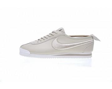 881205-101 Nike Cortez '72 Schuhe Apricot Gelb Weiß Unisex