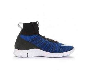 Nike Free Mercurial Superfly Racer Blau/Sliver 836126-041 Unisex Schuhe