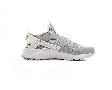 Schuhe Nike Air Huarache Ultra Flyknit Id Unisex 75889-992 Desert Camo