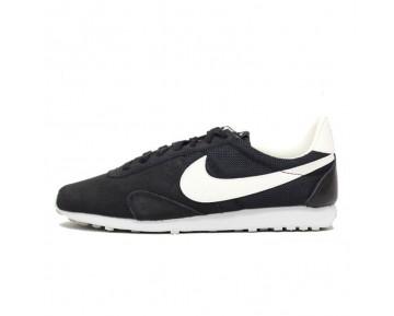 Nike Pre Montreal Racer Vintage 555258-012 Schwarz Weiß Unisex Schuhe