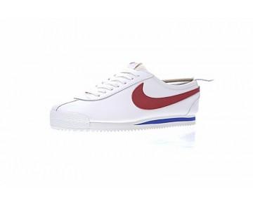 Weiß/Rot/Blau 847126-101 Schuhe Unisex Nike Cortez '72