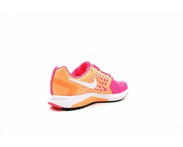 Nike Air Zoom Span Shield Rosa/Orange Rot 852437-600 Schuhe Damen