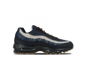Unisex Dunkel Obsidian,Granite Cider 538416-400 Nike Air Max 95 Premium Schuhe