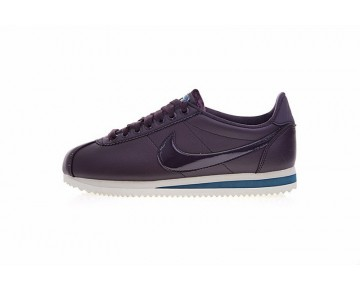 Schuhe Grape Lila Aj0135-600 Nike Wmns Cortez Classic Se Prmautiful X Powerful Unisex