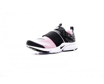 Nike Air Presto Extreme Flyknit Snowflake Damen Rosa/Weiß/Schwarz Schuhe 819958-668
