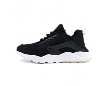 833292-004 Schuhe Unisex Nike Air Huarache Run Ultra Print Schwarz Weiß