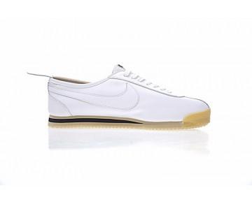 Weiß/Old Gelb Nike Cortez '72 Schuhe Unisex 847126-100