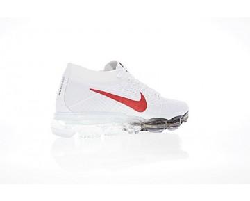 849558-444 Nike Air Vapormax Flyknit Weiß/Grau/Grün/Schwarz Unisex Schuhe
