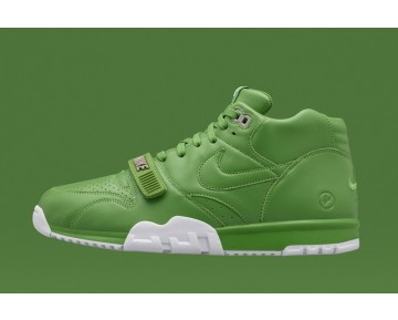 Chlorophyll Grün Schuhe 806942-331 Nike Air Trainer 1 X Fragment Herren