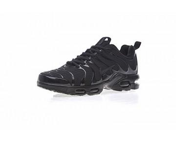 Herren Nike Air Max Plus Tn Ultra Schuhe All Schwarz 898015-002