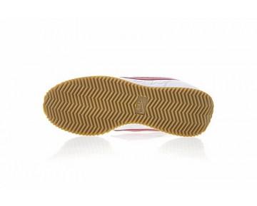 Weiß/Blau/Rots Aa4875-002 Unisex Mister Cartoon X Nike Cortez Basic Qs Schuhe