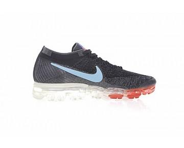 Schuhe Nike Air Vapormax Flyknit Schwarz Rot 849558-018 Herren