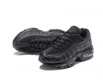 All Schwarz 807443-001 Damen Nike Wmns Air Max 95 Essential Schuhe