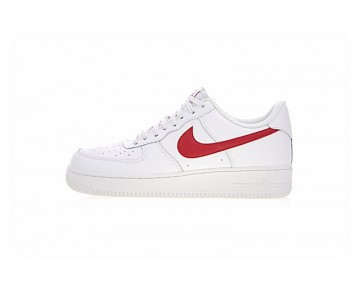Cream Weiß Rot 315122-126 Herren Nike Air Force 1 Low '07 Schuhe