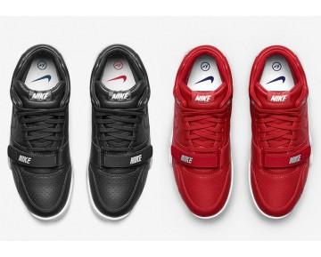 Gym Rot Schuhe Herren Fragment Design X Nikecourt Air Trainer 1 Mid Premium Sp 806942-661