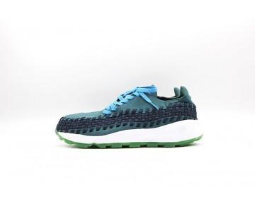 Schuhe Herren 315795-441 Dunkel Grün/Schwarz Nike Air Footscape
