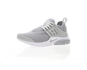 Schuhe 878067-006 Licht Grau/Weiß Nike Air Presto Ultra Br Unisex