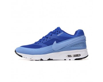 Damen Schuhe 819638-400 Racer Blau/ Weiß Schwarz Nike Air Max Bw Ultraer