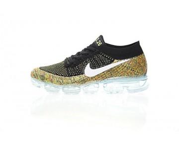 Herren Nike Air Vapormax Id 849558-001 Orange/Rainbow/Ice Blau Schuhe