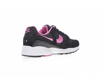 Nike Air Icarus Extra Qs Schuhe 882019-201 Schwarz Rosa Damen