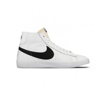 Weiß/Schwarz 845054-102 Unisex Schuhe  Aw Nike Blazer Mid Retro Og