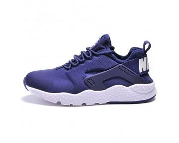 Schuhe Rich Lila Nike Air Huarache Ultra 819151-400 Unisex