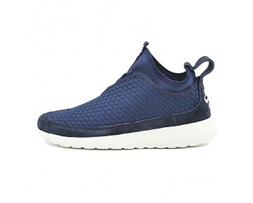 Schuhe Marine/Weiß 831508-400 Herren Nike Run Woven Mid
