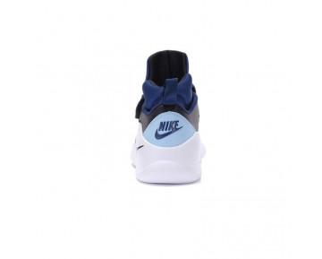 Schuhe Herren 844839-400 Tief Blau/Weiß Nike Kwazi Wmns
