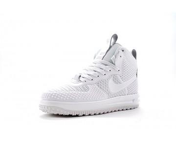 805899-100 Nike Lunar Force 1 Duckboot Weiß Schuhe Herren