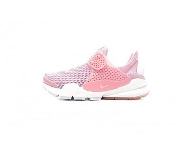 896446-555 Ss Nike Sock Dart Fishnet Stockings Summer Licht Rosa Schuhe Damen