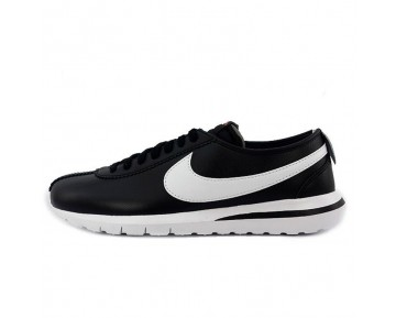 Schwarz/Weiß Herren Schuhe 806952-010 Nike Roshe One Cortez Nm Sp