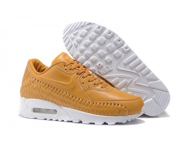 833129-200 Herren Nike Air Max 90 Wovenhe Vachetta Tan Schuhe