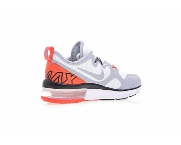 Damen Nike Air Max Fury Aa5740-102 Schuhe Weiß/Grau/Orange Rot