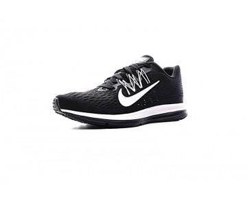 Schwarz/Weiß Schuhe 898468-001 Herren Nike Zoom Winflo 5