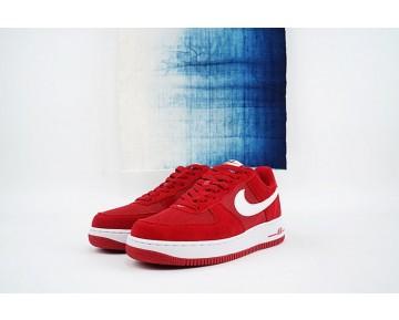 Me Rot,Weiß 820266-601 Herren Schuhe  Nike Air Force 1 Lowe