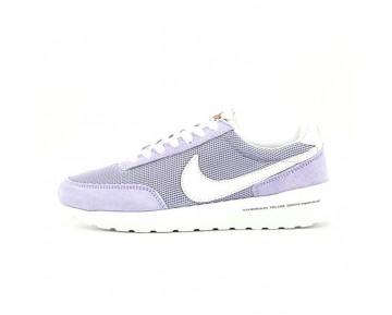 Schuhe 826669-417 Damen Nikelab Roshe Daybreak Nmet Violet/Lila