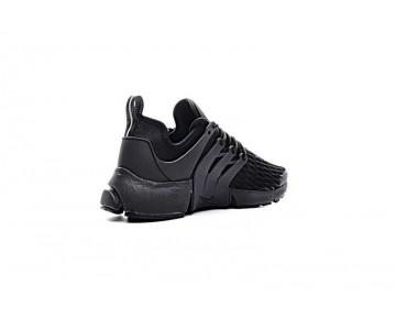 Herren All Schwarz 17Ss Nike Air Presto Ultra Breathe Schuhe 878071-001
