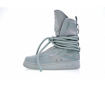 Schuhe Diatom Blau Unisex Aa1128-203 Nike Sf Air Force 1 High