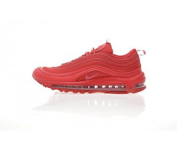 Herren 884421-006 Nike Air Max 97 Schuhe All Rot