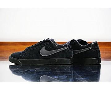 Herren Nike Sb Blazer Low Gt Schwarz Schuhe 704939-002