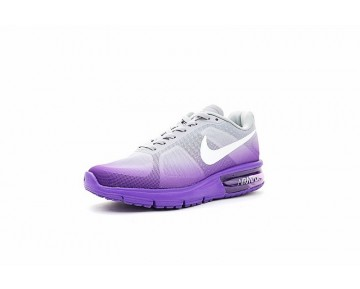 Damen 719916-503 Schuhe Nike Air Max Sequent  Lila/Grau