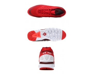 Schuhe Unisex Universität Rot/ Bright Crystal Nike Air Max Bw 819475-616