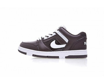 Schuhe Dunkel Braun Supreme X Nike Sb Air Force 2 Low Sb Aa0871-212 Unisex